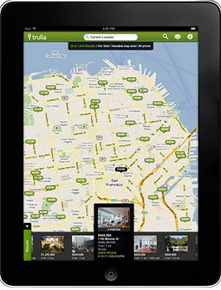 ipad for real estate