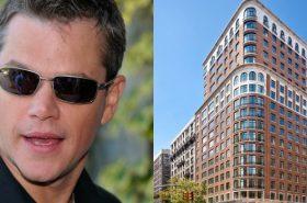 Matt Damon 535 West End Avenue | Image Source: The Luxist
