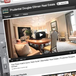 Prudential Douglas Elliman Youtube Channel YouTube Traffic Secrets for New York Real Estate Agents
