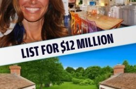 Kelly Bensimon lists her mansion for 12 million