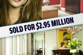 Brooke Shields Finally Sells SoHo Loft for $2.95 Million