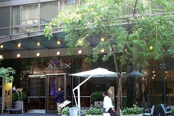 Alex Hotel Nyc Broker Pulse