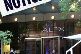 Flatotel And Alex Hotel One Step Coser To Foreclosure