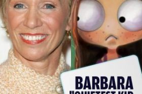"Barbara Corcoran ""The quietest kid at school"""