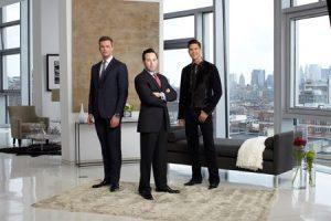 Ryan Serhant, Nest Seekers International | Michael Lorber, Prudential Douglas Elliman | Fredrik Eklund, Prudential Douglas Elliman
