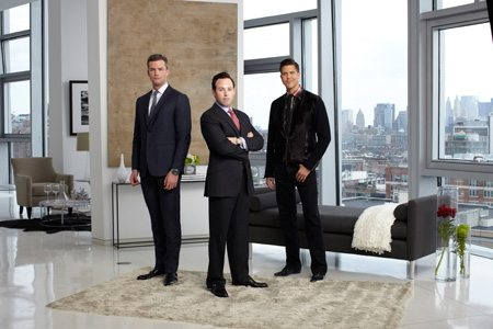 Ryan Serhant, Nest Seekers International | Michael Lorber, Prudential Douglas Elliman | Fredrik Eklund, Prudential Douglas Elliman