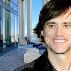 Jim Carrey, 101 Warren Street