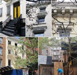331 East 6th Street - Demolition (Photo Courtesy of Gvshp and EVGrieve)