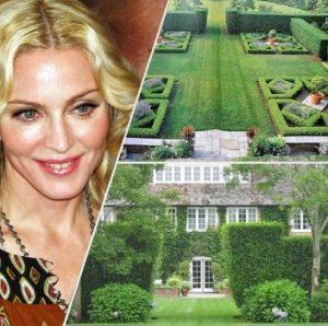 Madonna Hamptons