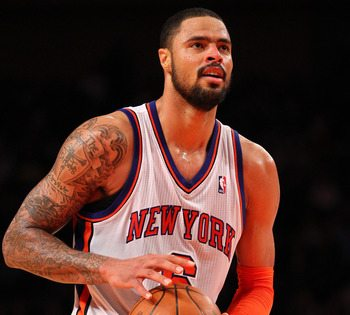 Tyson Chandler, (Photo courtesy of bleacherreport.com)