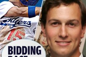 Jared Kushner In Bid For The Dodgers