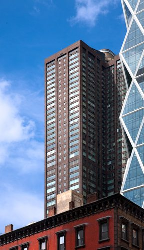 The Sheffield - 322 West 57th Street