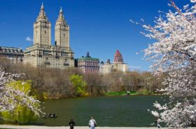 Famous Residential buildings of Central Park West