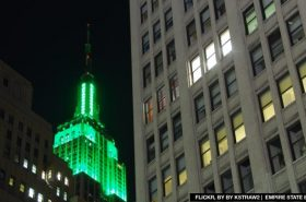The Green Movement to Take Over The Empire State Building