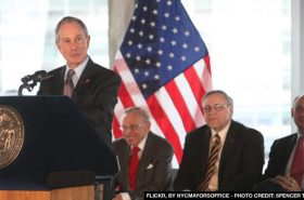 Mayor Bloomberg Declares The Race Is On For NYC Builders