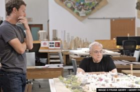 Award-Winning Architect Frank Gehry Designing Facebook West