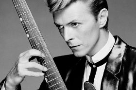 Living with David Bowie: A Sneak Peek at the Legendary Singer's Former Home