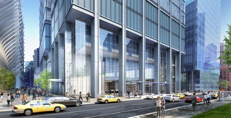3-World-Trade-Center-Office-Tower-New-York-City-Manhattan-Silverstein-Properties-Rogers-Stirk-Harbour-Partners-Architect-Rendering