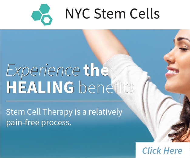 NYC Stem Cell Ad 1