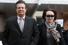 Prosecutors are accusing Paul Manafort of laundering millions of dollars through luxury real estate