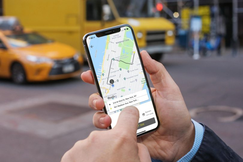 New startup will allow taxis to compete with ride-share apps