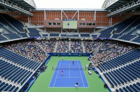 US Open celebrates 50th Anniversary at renovated USTA Billie Jean King National Tennis Center