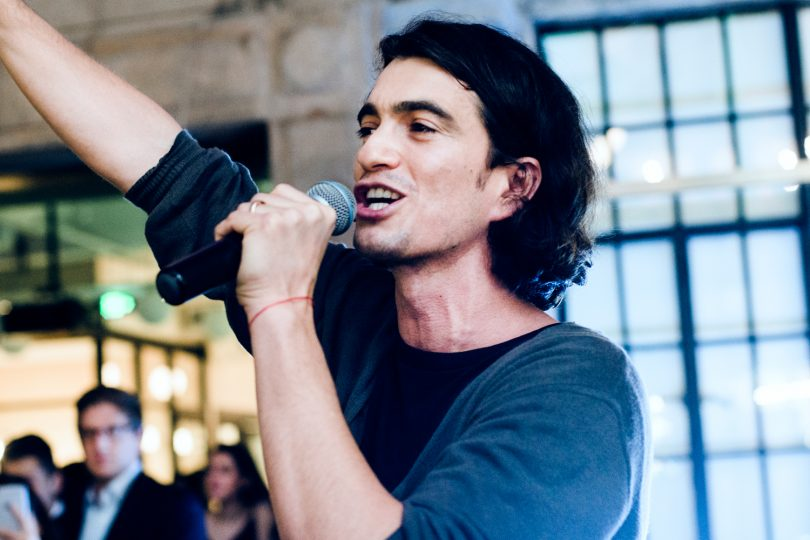 WeWork dethrones JPMorgan Chase and becomes Manhattan's largest private office tenant