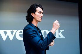 Will WeWork become the largest private office tenant in Manhattan?