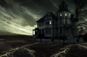 Your dream home is haunted!