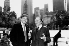 From Left: Donald Trump and Fred Trump (Getty Images)