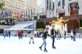 Rink at Rock Center