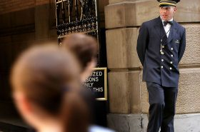 How Much to Give Your Doorman (Photo by Spencer Platt/Getty Images)