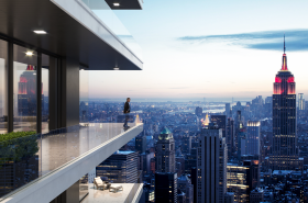 New York Penthouse. Credit: Deer