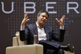 Uber CEO Travis Kalanick. (Danish Siddiqui / Reuters)