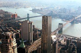 The Brooklyn Bridge  Credit: Unsplash.com