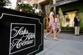 Saks Fifth Avenue, NYC Shutterstock.com