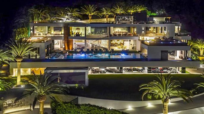 'America's most expensive home' drops price again