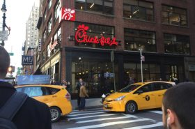 Is Chick-fil-A coming to Union Square?
