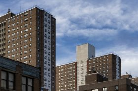 Social media hashtag will be used as a tool in the fight to protect New York City's public housing tenants