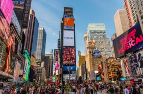 Iconic One Times Square is looking for a makeover
