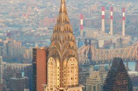 FOR SALE: The Chrysler Building