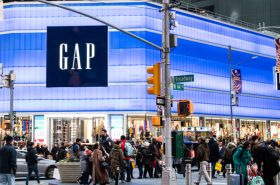 Gap to close 230 stores over the next two years