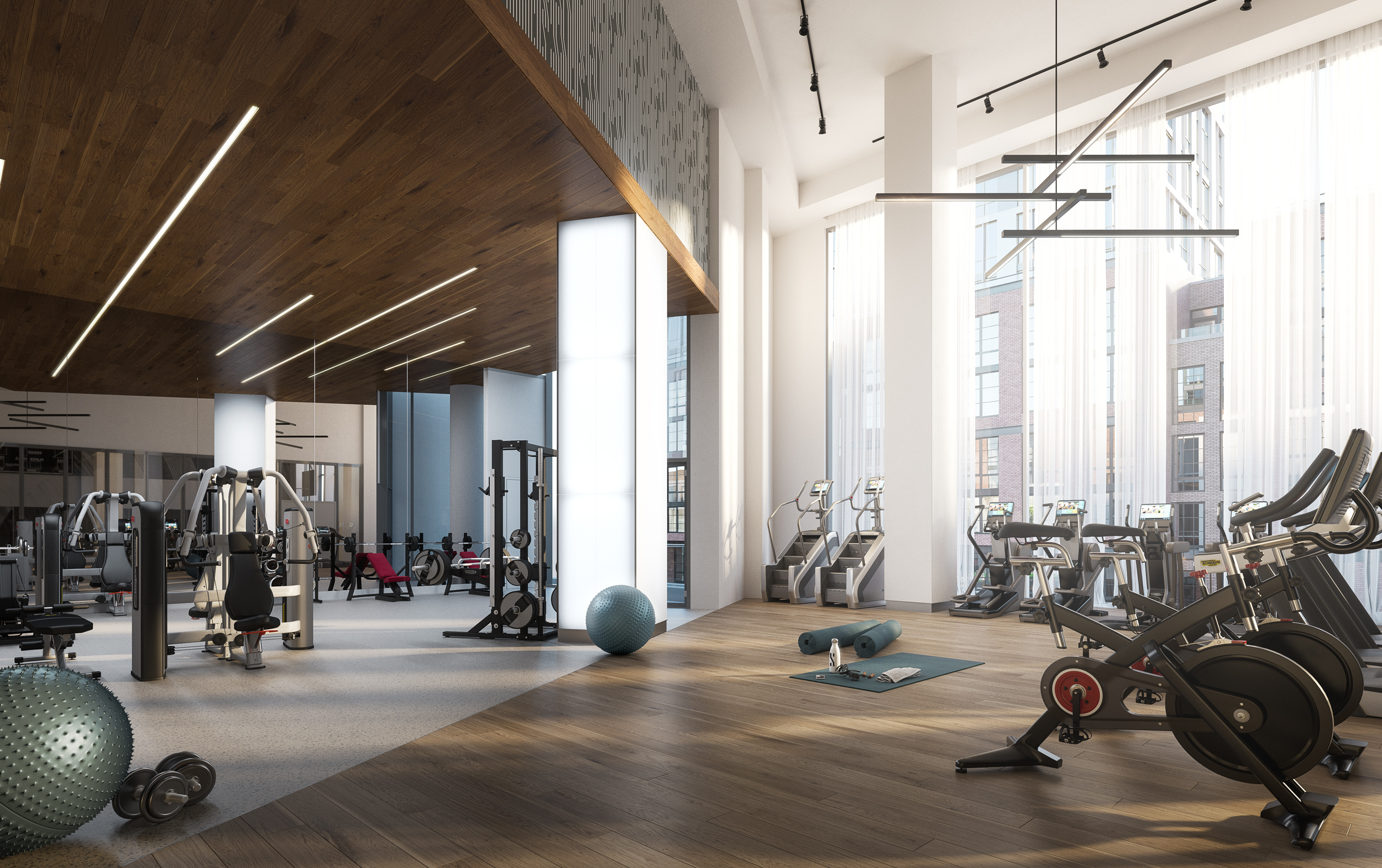 Go hard go home latest luxury trend of at home fitness broker