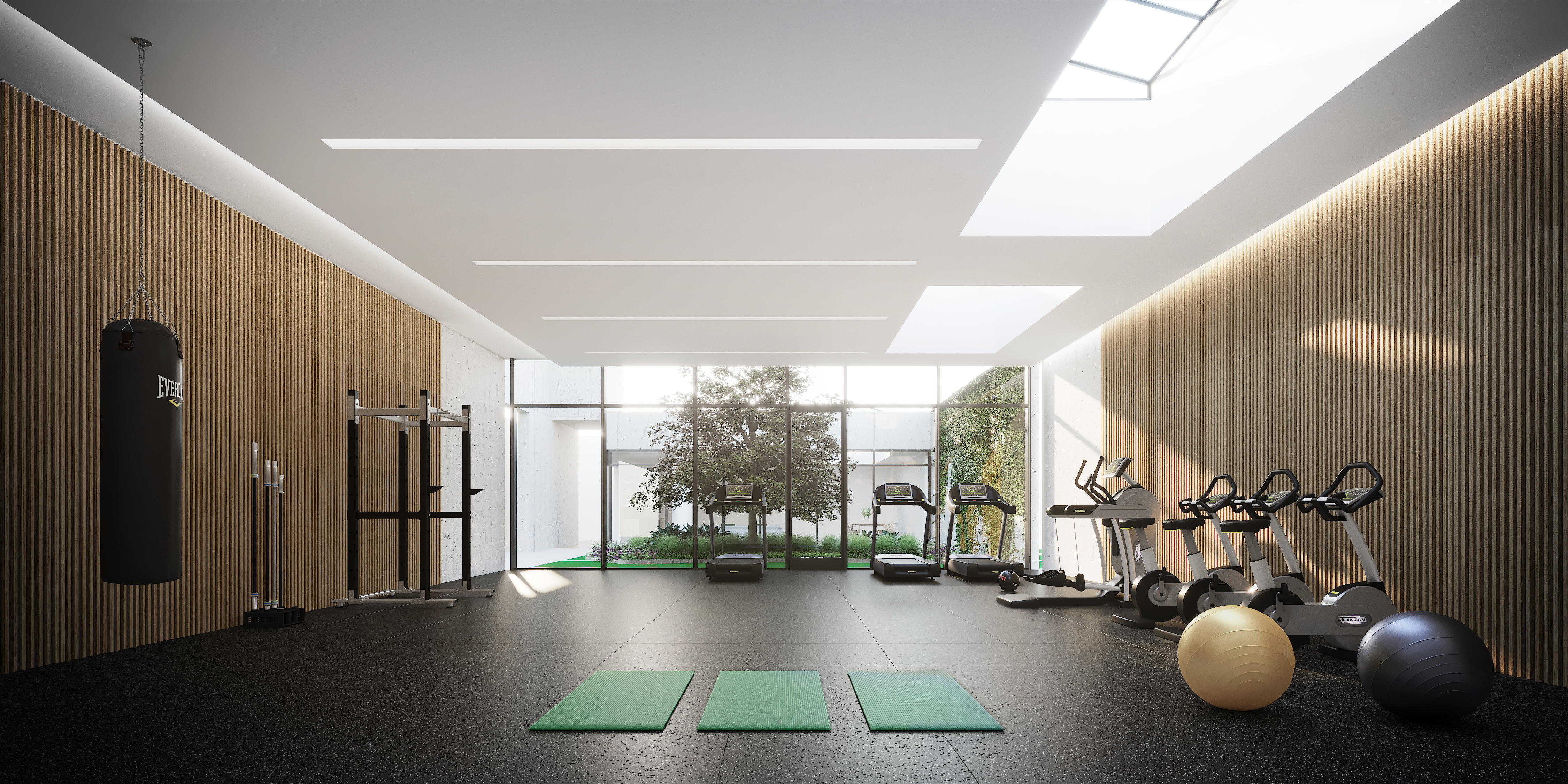 Go Hard & Go Home: Latest Luxury Trend of At Home Fitness   Broker Pulse
