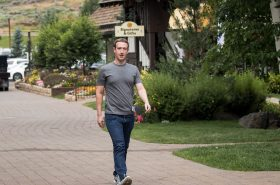 Facebook Founder Mark Zuckerberg Spent $59 Million on Lake Tahoe Property