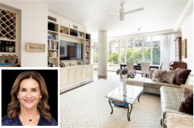 Lisa K. Lippman, Manhattan and the Nation's Top Broker, Lists her Stunning UWS Condo