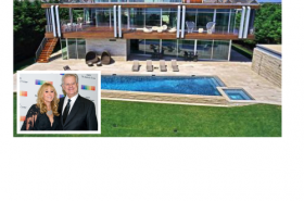 Natural Gas Billionaire Sells His Smaller Bridgehampton Home for $42.5M
