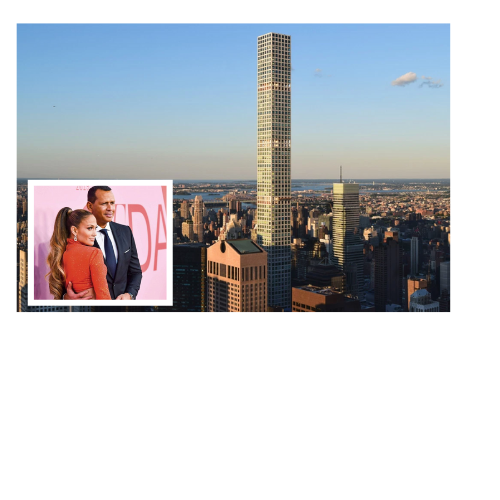 Jennifer Lopez and A-Rod Sell Their Pad at 432 Park Avenue Under Ask