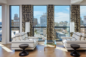 Press Release: Full Floor Meatpacking District Condo with Private Terrace