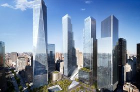 Will Silverstein and Brookfield Properties become the new developers for 5 World Trade Center?